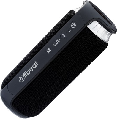 Offbeat SHADE 24W outdoor Portable Bluetooth Mobile/Tablet Speaker(Black, 2.1 Channel) at flipkart