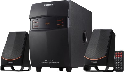 Philips IN-MMS2550F/94 Portable Laptop/Desktop Speaker