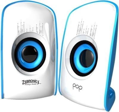 Zebronics Pop 2.0 Multimedia Speaker
