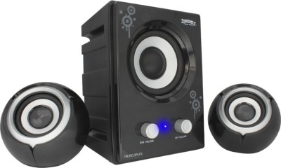 Zebronics Micro Drum 2.1 Multimedia Speaker