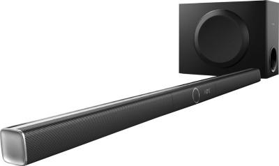 Philips HTL5160B/12 Dolby Digital 320 W Bluetooth Soundbar(Black, Stereo Channel)