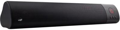 ROQ Wm-1300 High Bass Portable Bluetooth Soundbar(Black, 2.0 Channel)