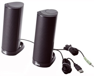 Dell AX210CR USB Stereo Speakers