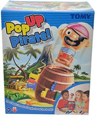 Funskool Pop up Pirate(Multicolor)
