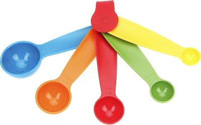 Yangli Plastic Measuring Spoon Set(Pack of 5)  available at flipkart for Rs.143