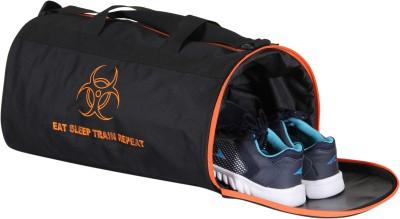 PinStar Tambour Gym Bag - Train Orange (OS) Gym Bag(Orange, Frame Bag)