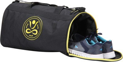 PinStar Tambour Gym Bag   Soul Yellow  OS  Yellow, Frame Bag