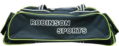 RS Robinson Prestige Duffle Bag Black, Kit Bag