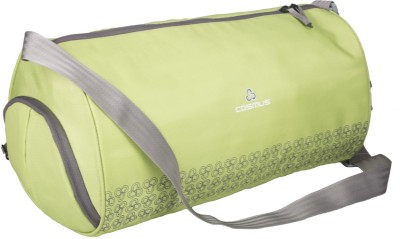 Cosmus Bayliss 18.5 inch / 47 cm Parrot Green Girls Gym Duffle Bag Green, Kit Bag Cosmus Gym Bag