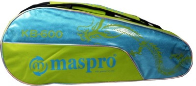 Maspro KB 600 Carry case Green, Kit Bag Maspro Badminton Bag