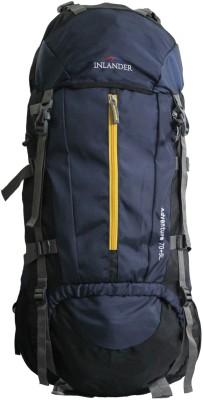 Inlander Decamp 1009 Rucksack  - 70 L(Blue) at flipkart