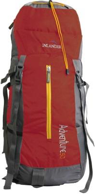 Inlander Decamp 1005 Rucksack  - 50 L(Red) at flipkart