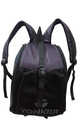 Yonker Inline Bag Backpack Black, Kit Bag Yonker Gym Bag