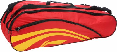 Li Ning ABDJ118 1 RacquetBag Red, Kit Bag