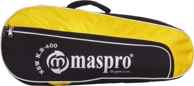 Maspro New KB 400 Backpack Multicolor, Kit Bag Maspro Badminton Bag