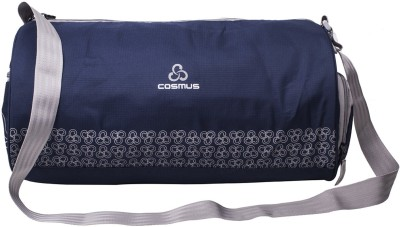 e9a53dd33636 50% OFF on Cosmus Bayliss Blue with Shoe Compartment Gym Bag(Blue