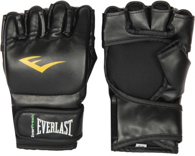 Everlast Grappling Boxing Gloves Black Everlast Boxing Gloves