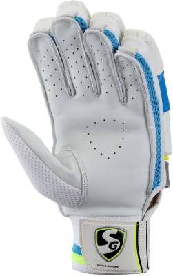 SG Litevate Batting Gloves (Men, Multicolor)