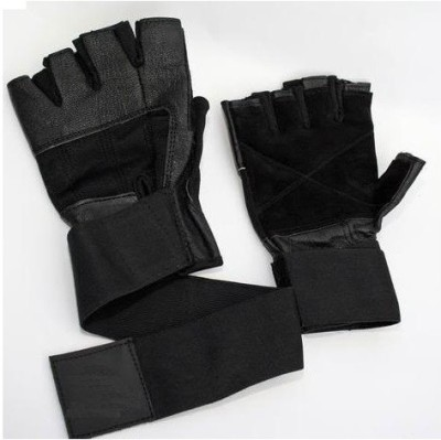 Sports Solutions Blackhawk Hell Storm Gym   Fitness Gloves Black