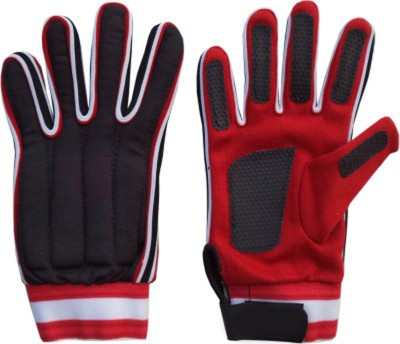 Monika Sports moni Goalkeeping Gloves Red, Black Monika Sports Football Gloves