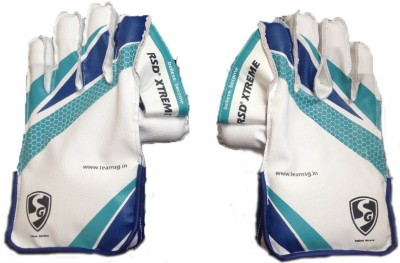 SG RSD EXTREME Wicket Keeping Gloves (Men, Multicolor)
