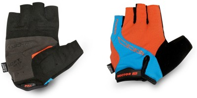 Vector X RIDER Cycling Gloves (L, Multicolor)