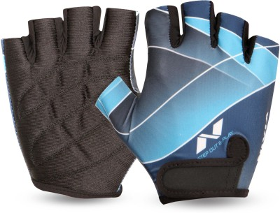 Nivia Crystal Gym & Fitness Gloves(Multicolor)