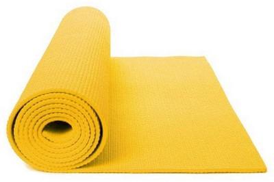 Cosco Power Yellow Yoga Mat
