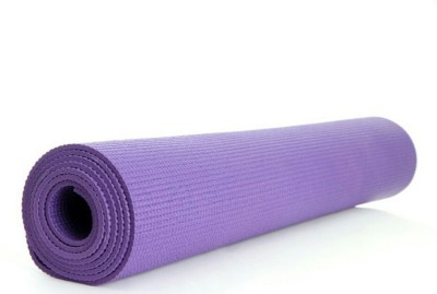 Fine Touch Comfort Purple 6 mm Yoga Mat