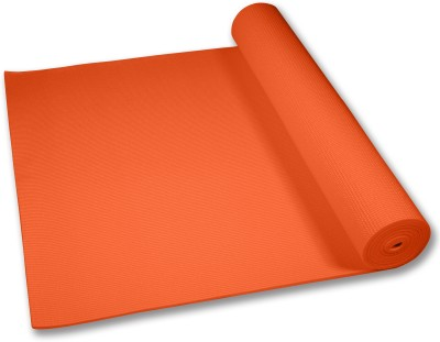 Story@Home YOG-ORG Orange 4 mm Yoga Mat