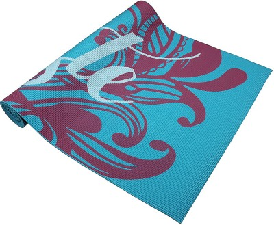Winner Folding Multicolor 4 mm Yoga Mat