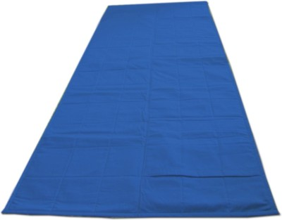 Misr Portable Solid Blue 1 mm Yoga Mat