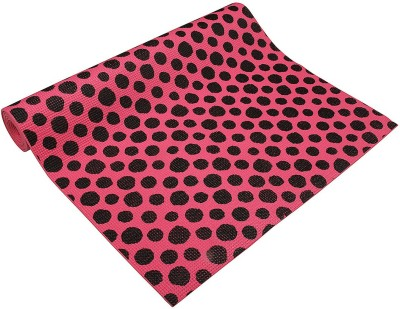 Winner Folding Pink 4 mm Yoga Mat