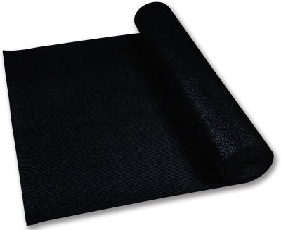 Story@Home YOG-BLK Black 4 mm Yoga Mat