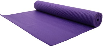Relax Fitness Mat-6mm Purple 6 mm Yoga Mat
