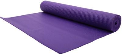 Relax Fitness Mat-6mm Purple 6 mm Yoga Mat
