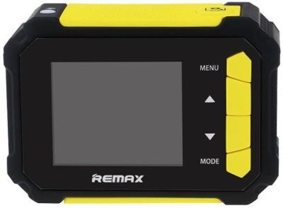View Spot Dealz DJN-879 REMAX - WATERPROOF WI-FI ACTION CAMERA - YELLOW Sports and Action Camera(Yellow 12 MP) Price Online(Spot Dealz)