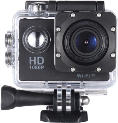 View Artek NA W9C Full HD Wifi Waterproof Sports and Action Camera(Multicolor 12 MP) Price Online(Artek)
