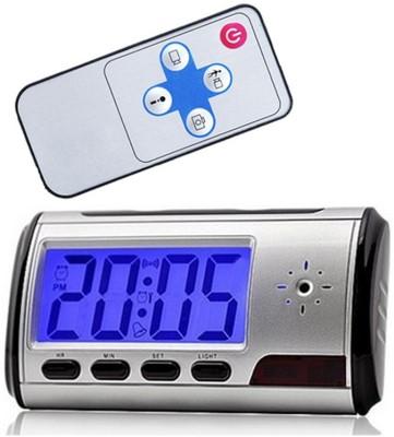 I-Keeper Multifunction Clock Clock Spy Camera(2 MP) 1