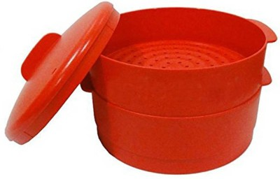 Tupperware Polypropylene Steamer(1 L) at flipkart