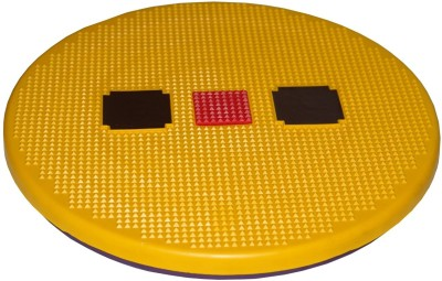 ACUPRESSURE New Twister Slim & Soft Stepper(Yellow)