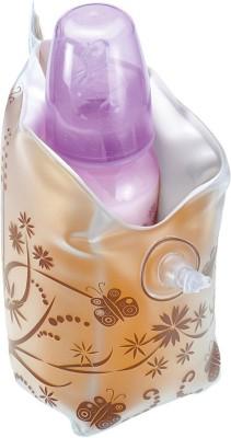 Nip on the go bottle warmer - 1 Slots(Brown)