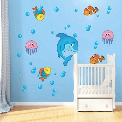 DeStudio Large Wall Stickers Sticker(Pack of 1) at flipkart