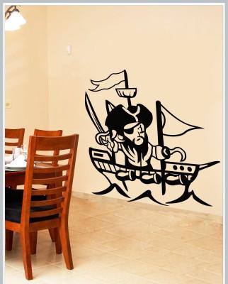 Decor Kafe Medium Wall Sticker For Bedroom Sticker(Pack of 1) at flipkart