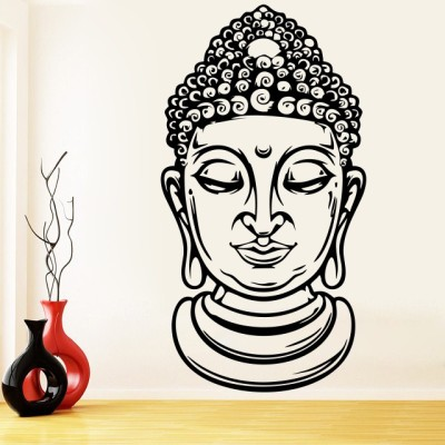 Decor Kafe Extra Large Wall Sticker For Bedroom Sticker(Pack of 1) at flipkart