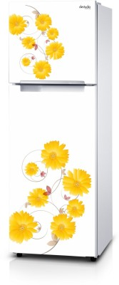 DeStudio Extra Large Fridge Wrap Sticker(Pack of 1) at flipkart