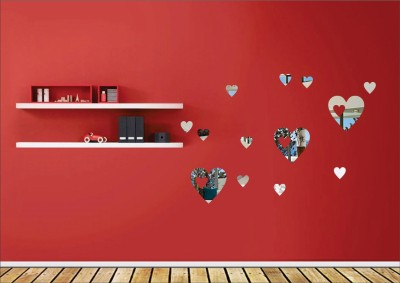 Wall1ders Large Acrylic Sticker(Pack of 8) at flipkart
