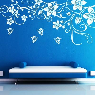 Decor Kafe Extra Large Wall Sticker For Bedroom Sticker(Pack of 1) at flipkart