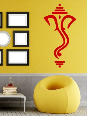 Trends on Wall Large Spritual Sticker(Pack of 1) at flipkart