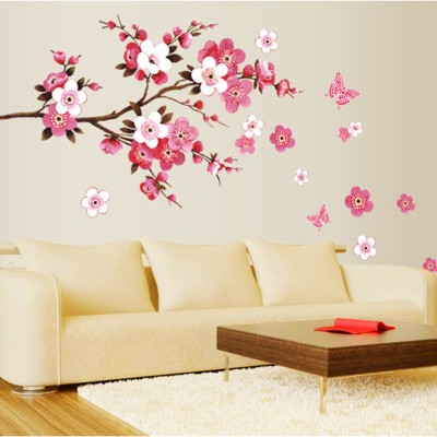 Cortina Extra Large Wall Sticker Sticker(Pack of 1) at flipkart